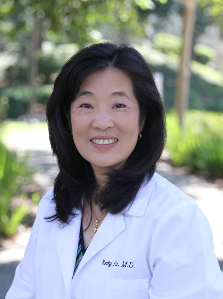 Betty Yu, M.D.