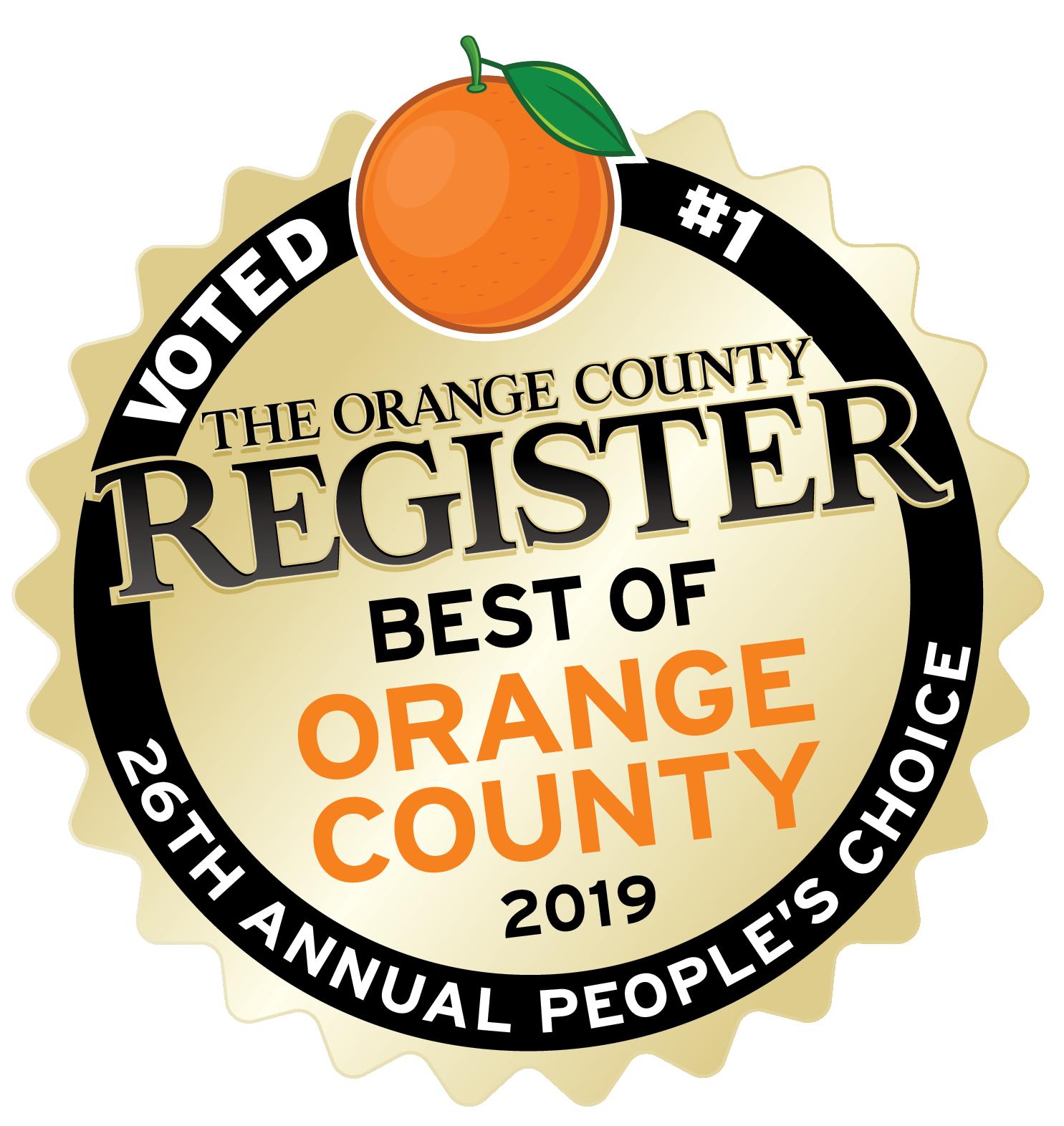 Best of OC 2019 Logo