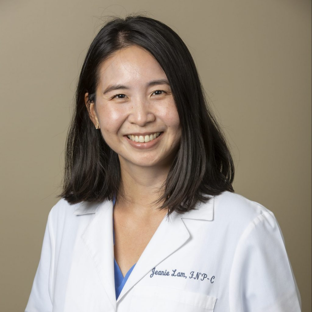 Jeanie Lam, F.N.P.