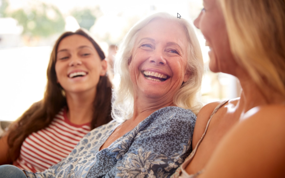Aging up and Aging In – Perspectives from the Sandwich Generation