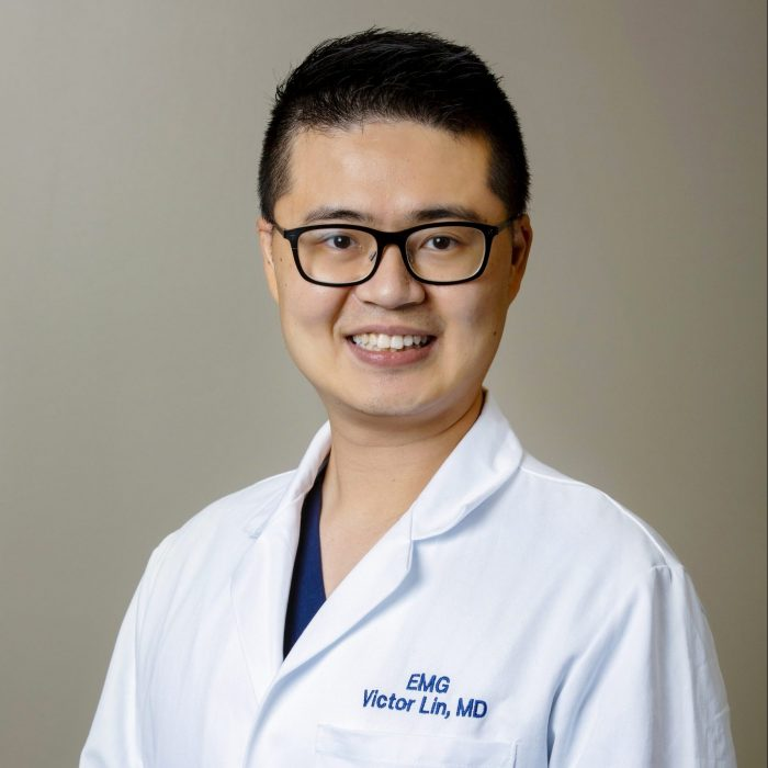 Victor Lin, M.D.